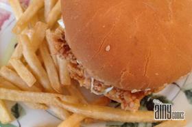 KFC – ZINGER BURGER