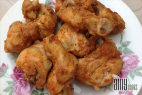 LOW FAT, MASALA MARINATED CHICKEN