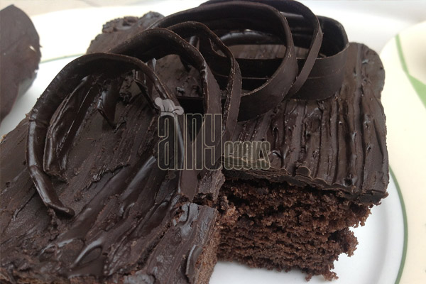 BUTTER MILK CHOCOLATE SHEET CAKE