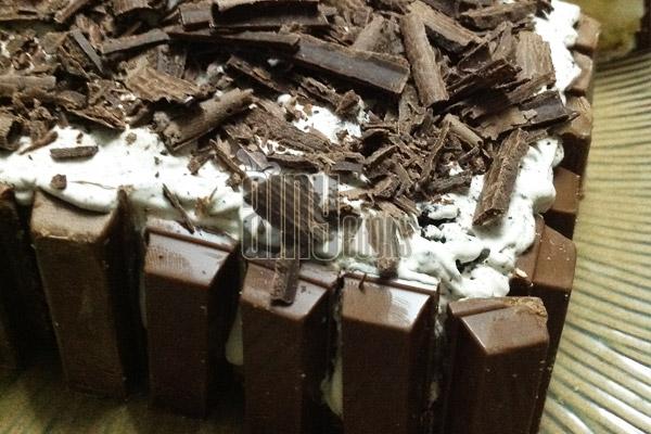 KIT-KAT CREAM CAKE