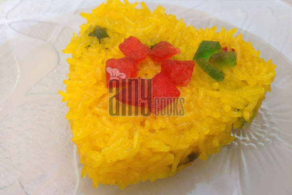 YELLOW COLOR ZARDA