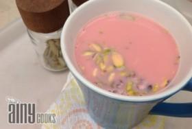 KASHMIRI TEA- PINK TEA- NUT CHAI