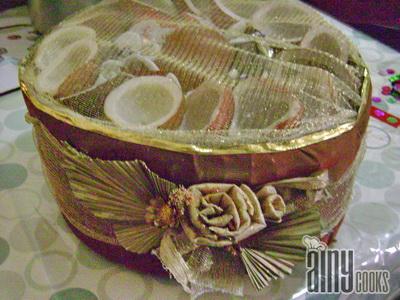 Decotative Pakaging For Wedding