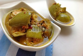 RAW MANGO PICKLE