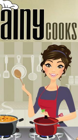 ainycooks app