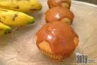 banana muffins fet