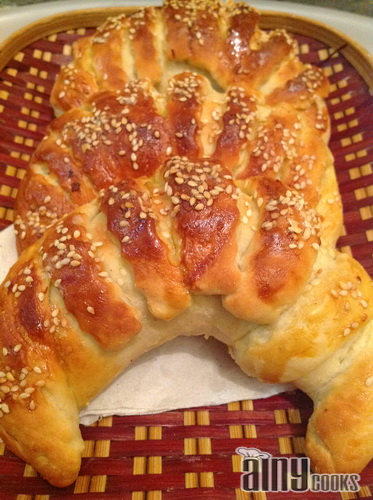 c bread d