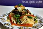 fish spagetti fet