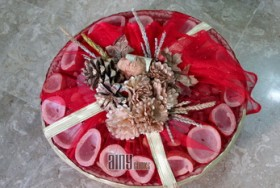 BIDH BASKET DECOR