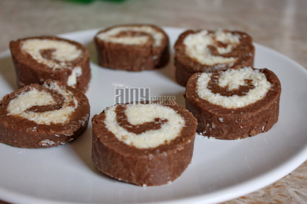 chocolate roll m