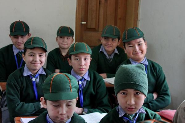 afghan school m