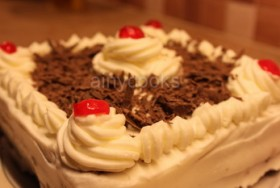 BLACK FOREST CAKE – ZAIN'S BIRTHDAY