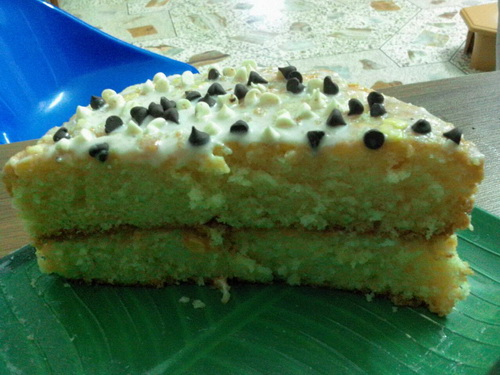 cake view