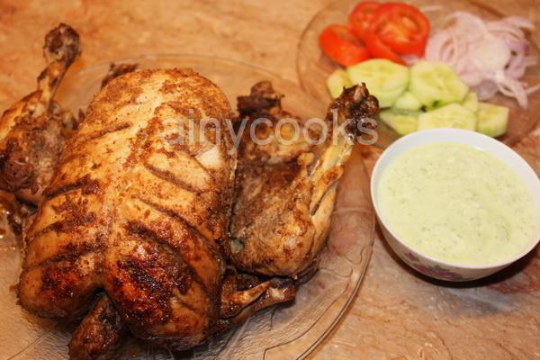 bihari chicken charga m