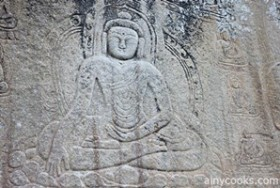 MANTHAL BUDDHA ROCK- SKARDU