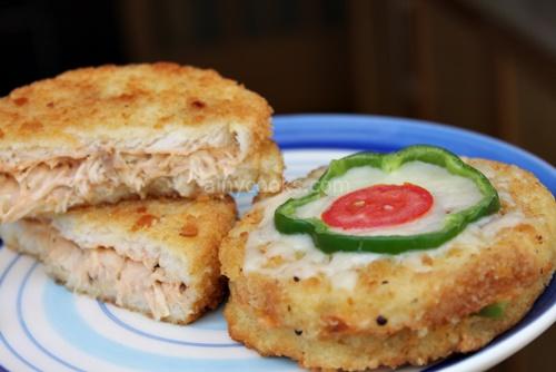 crispy sandwic d
