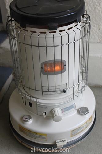 life in skardu heater