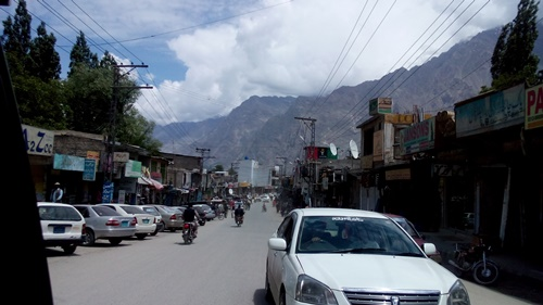 life in skardu new bazar 3