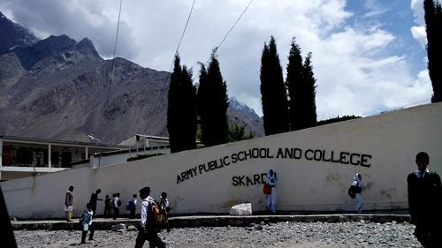 life in skurdu skol2