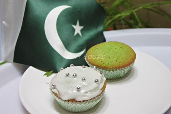 Green velvet cake m
