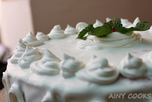 RED VELVET CAKE D