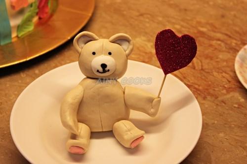 3d bear