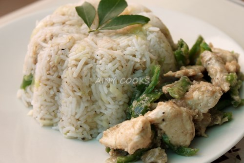CHICKEN CHILIES D
