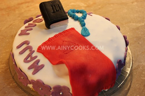 almond cake d