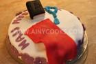 almond cake f