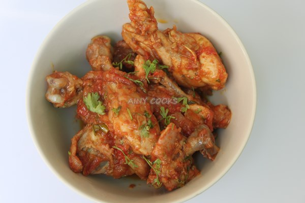 bhuni chicken m