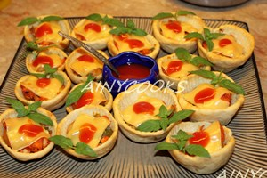 pizza cups f