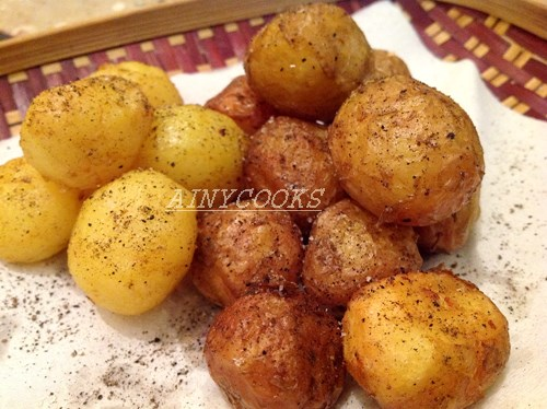 BABY POTATOES D