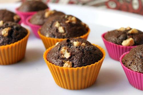 walnut cupcakes dd