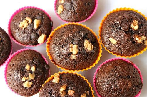 walnut cupcakesddd