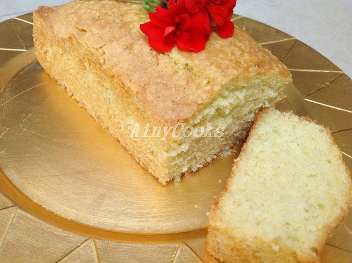 coconut cake d