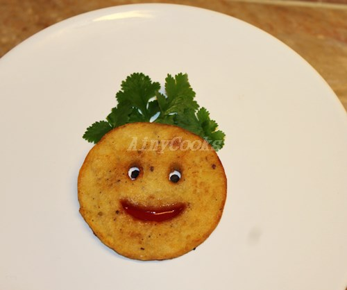 POTATO SMILEYS DD