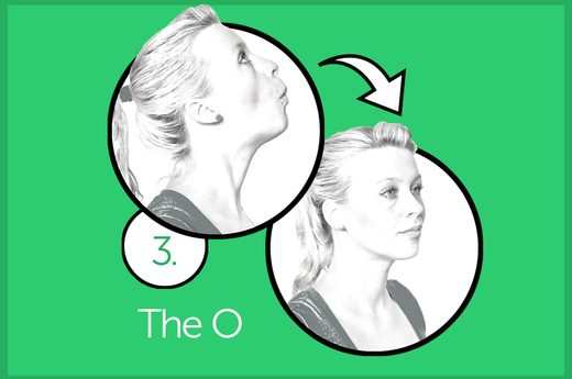 facial exercise 3