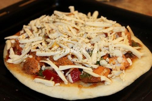 pita pizza d