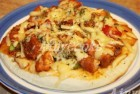 pitta pizza f