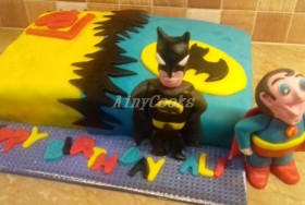 PERFECTLY CHOCOLATE – CAKE ON MY SONZ BIRTHDAY