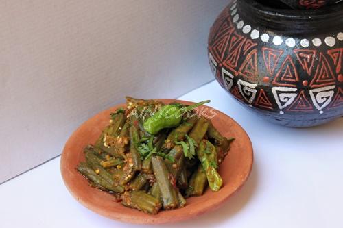 masala bhindi dd