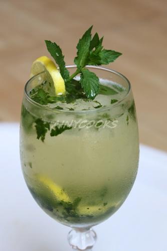 kfc lemonade d