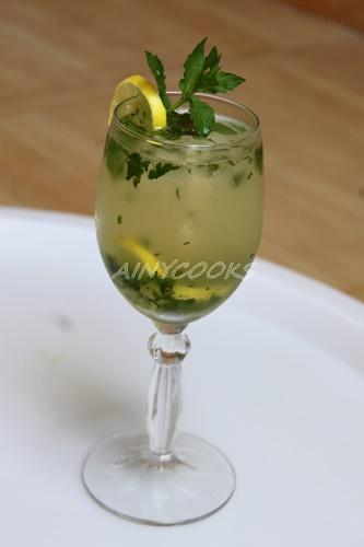 kfc lemonade dd