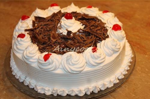 black forest cake d