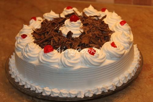 black forest cake dd
