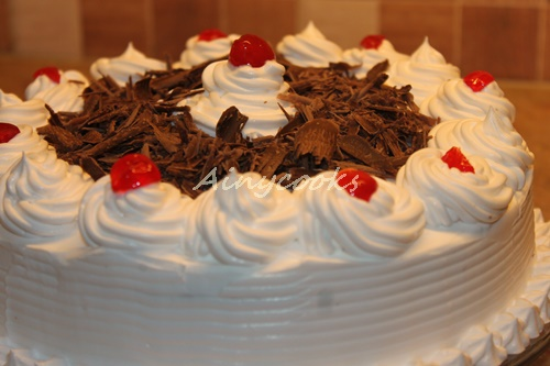 black forest cake ddd