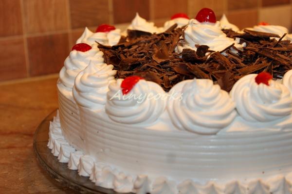 black forest cake m