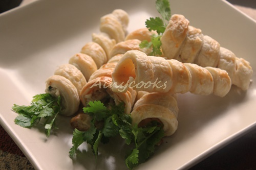 chicken puff rolls d1