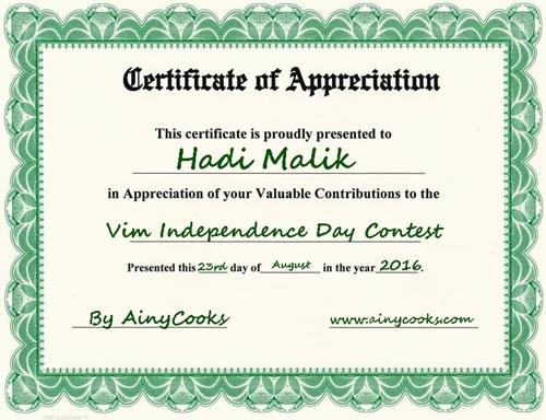 Award-Appreciation 1