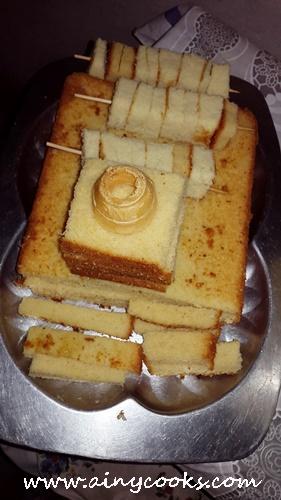 MIZAR E QUAID CAKE DDD